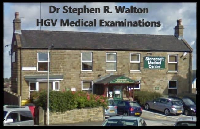 HGV Medical Examinations